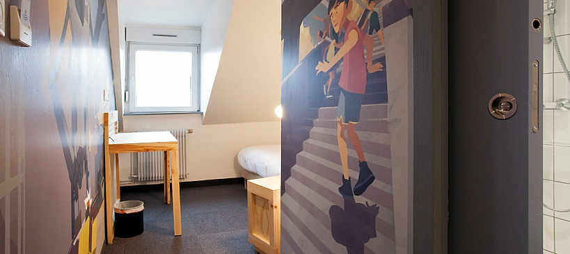 CHAMBRE 411 / Julien SCHLEIFFER / 70 €**